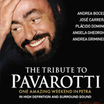 Pavarotti Tribute Concert to Breakthrough Entertainment and American Public Television