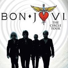 Bon Jovi- The Circle Tour